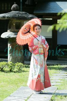 奈良市の古民家へ成人式 振袖 前撮り 出張カメラマンしてきました〜