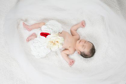 ニューボーン 新生児写真
