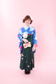 卒業式袴 奈良市写真スタジオ